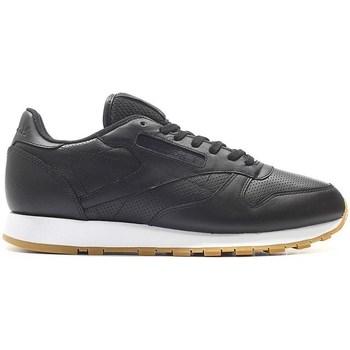 Boty Muži Nízké tenisky Reebok Sport Classic Leather PG Černé