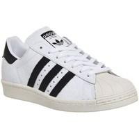 Boty Ženy Nízké tenisky adidas Originals Superstar 80S Bílé