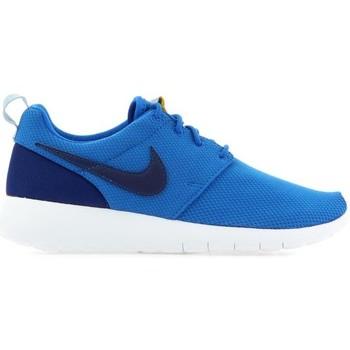 Boty Nízké tenisky Nike Roshe One GS 599728-417 blue