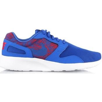 Boty Muži Nízké tenisky Nike Mens  Kaishi Print 705450-446 blue