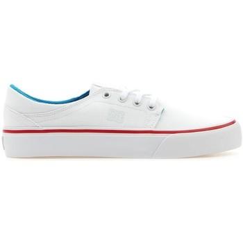 Boty Ženy Nízké tenisky DC Shoes DC Trease TX ADJS300078-WUR white