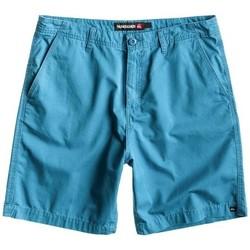 Textil Muži Kraťasy / Bermudy Quiksilver AQYWS00119-BPC0 blue