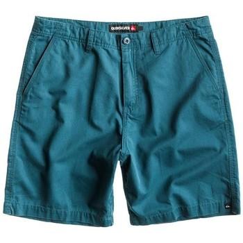 Textil Muži Kraťasy / Bermudy Quiksilver AQYWS00119-BRQ0 blue