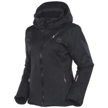 Textil Ženy Větrovky Rossignol VELA JKT W RL2WJ12-200 black