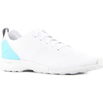 Boty Ženy Nízké tenisky adidas Originals Adidas ZX Flux Adv Smooth S78965 white