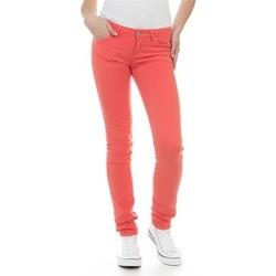 Textil Ženy Rifle skinny Wrangler Jeans  Molly Melon W251U229M red
