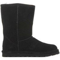 Boty Ženy Zimní boty Bearpaw Elle Short 1962W-011 Black II black
