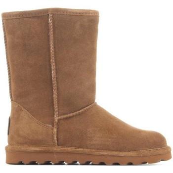 Boty Ženy Zimní boty Bearpaw Elle Short 1962W-220 Hickory II brown