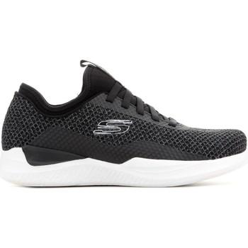 Boty Muži Nízké tenisky Skechers Matrixx Bransin 52662-BKW grey