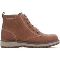 Boty Děti Kotníkové boty Skechers Gravlen Brown 94060L-BRN brown