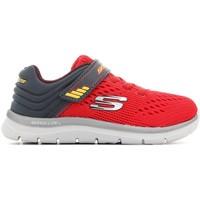 Boty Děti Nízké tenisky Skechers Skech-Lite-Micro 95054N-RDCC red