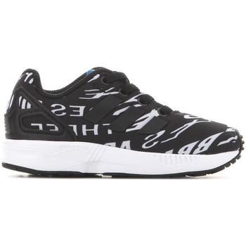 Boty Děti Nízké tenisky adidas Originals Adidas ZX Flux EL I BB2434 black