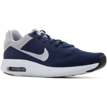 Boty Muži Nízké tenisky Nike Mens Air Max Modern Essential 844874 402 navy