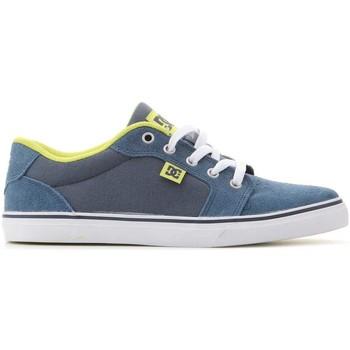 Boty Chlapecké Nízké tenisky DC Shoes DC Anvil ADBS300063-NVY navy