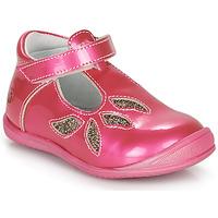 Boty Dívčí Sandály GBB MARGOT Růžová
