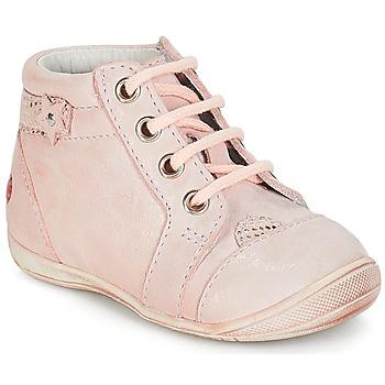 Boty Dívčí Kotníkové boty GBB PRIMROSE Růžová