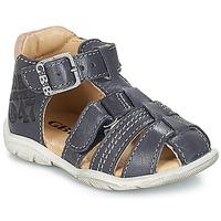 Boty Chlapecké Sandály GBB PRIGENT Tmavě modrá