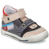 Boty Chlapecké Sandály GBB PEPINO šedá - jeans