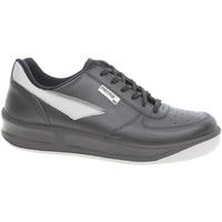 Boty Muži Nízké tenisky Rejnok Dovoz Pánská obuv Prestige 86808-60 černá Černá