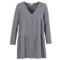 Textil Ženy Krátké šaty Betty London JOGURET Šedá