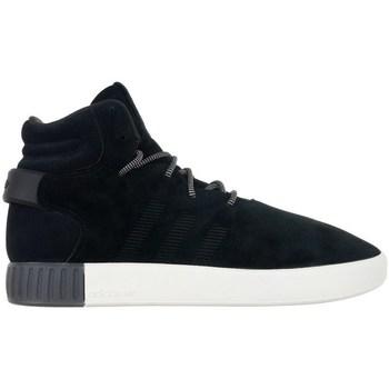adidas Kotníkové boty Tubular Invader - Černá