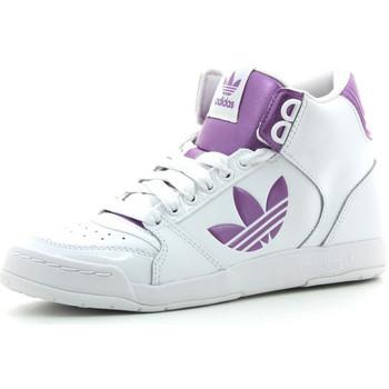 Boty Ženy Kotníkové tenisky adidas Originals Midiru Court 2.0 TR Bílá / Růžová
