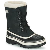 Boty Ženy Zimní boty Sorel CARIBOU Černá