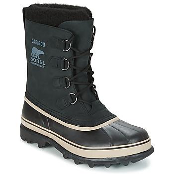 Sorel Zimní boty CARIBOU - Černá