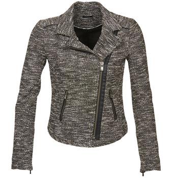 Textil Ženy Saka / Blejzry Ikks VERMILLION Černá