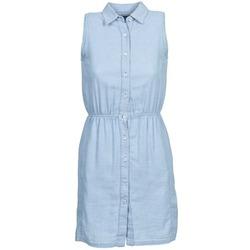 Textil Ženy Krátké šaty Gant O. INDIGO JACQUARD Modrá