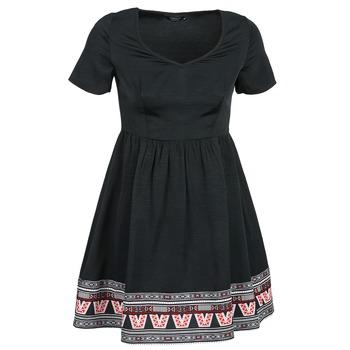 Textil Ženy Krátké šaty Eleven Paris NANA Černá