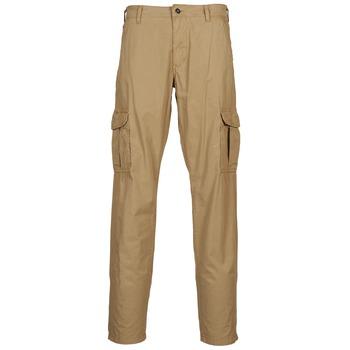Textil Muži Cargo trousers  Napapijri MOTO Béžová