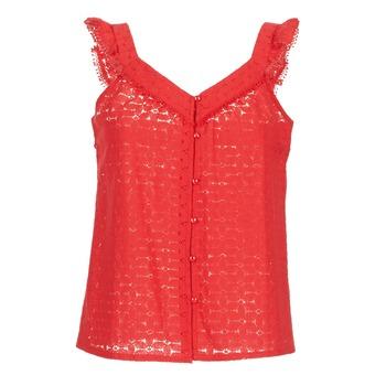 Textil Ženy Halenky / Blůzy Betty London KOCLA Červená