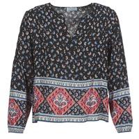 Textil Ženy Halenky / Blůzy Casual Attitude WASAS Černá