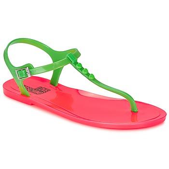 Sandaly Love Moschino JA16381G0KJN180A Zelená / Růžová 350x350