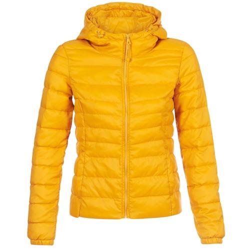 Textil Ženy Prošívané bundy Only ONLTAHOE Žlutá