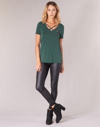 Textil Ženy Kapsáčové kalhoty Only ONLROYAL Černá
