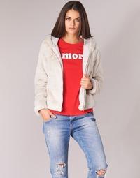 Textil Ženy Bundy Only ONLCHRIS Béžová