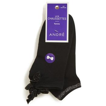 Doplňky  Ženy Ponožky André BOW Černá