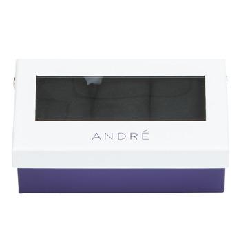 Textilní doplňky Muži Ponožky André YVAN Černá