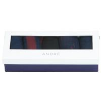 Textilní doplňky Muži Ponožky André YORK Tmavě modrá