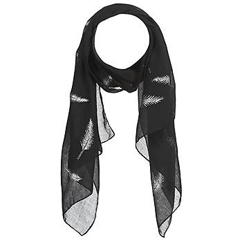 Textilní doplňky Ženy Šály / Štóly André PLUME Černá