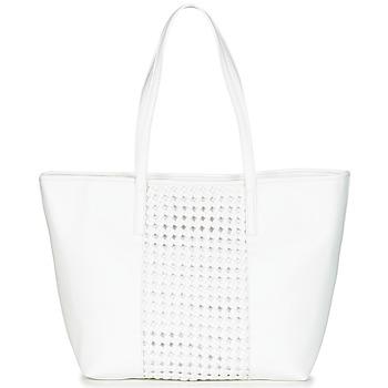 Taška Ženy Velké kabelky / Nákupní tašky André ECLIPSE Bílá