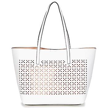 Taška Ženy Velké kabelky / Nákupní tašky André FRIMOUSSE Bílá