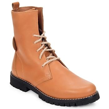 Boty Ženy Kotníkové boty Swamp BIKE Béžová
