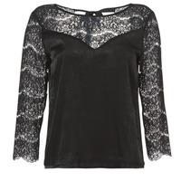 Textil Ženy Halenky / Blůzy Betty London JYRIAM Černá