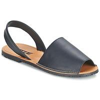 Boty Ženy Sandály So Size LOJA Tmavě modrá