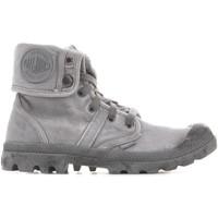 Boty Muži Kotníkové tenisky Palladium Baggy Titanium High Rise 02478-066-M grey