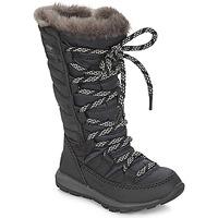 Boty Děti Zimní boty Sorel CHILDREN'S WHITNEY™ LACE Černá