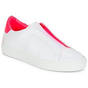 Boty Ženy Nízké tenisky KLOM KISS Bílá / Růžová